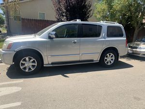 2006 infinity qx56 PARTS ONLY for Sale in Patterson, CA