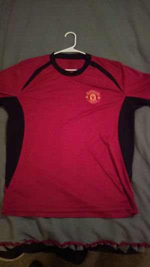 Size XL Manchester United soccer training kit for Sale in San Angelo, TX