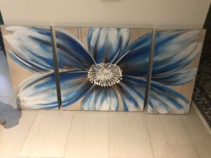Flower Wall Art/Decor for Sale in Tampa, FL