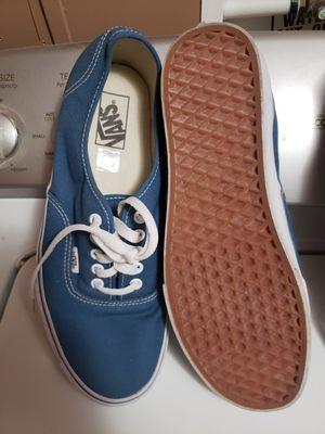 Blue Vans for Sale in Odessa, TX