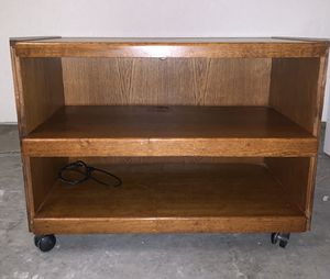 Small entertainment center/shelf/TV stand for Sale in Vancouver, WA
