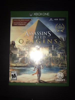 Assassins Creed (XBOX ONE) for Sale in Las Vegas, NV