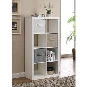 Better Homes & Gardens 8 Cube Storage Organizer, for Sale in Houston, TX