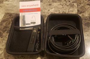 M WAY 1200P Wireless Endoscope, HD WiFi Borescope Inspection camera for Sale in Margate, FL