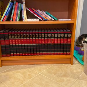 Encyclopedia Set for Sale in Tacoma, WA