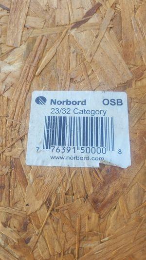 Norbord OSB for Sale in La Mesa, CA