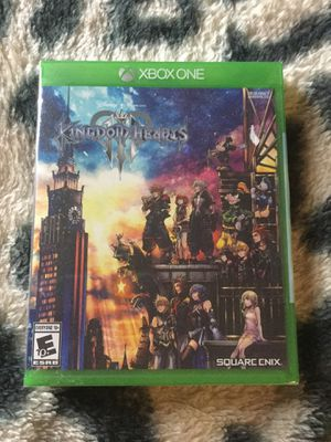 Kingdom Hearts 3 for Sale in Bryan, TX