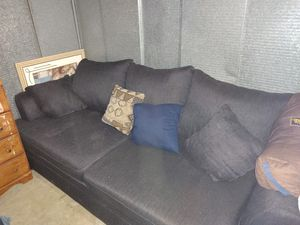 Ashley furniture blue couch for Sale in Fullerton, CA