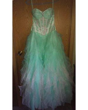 Green Prom Dress-NWOT! for Sale in Rochester, MN