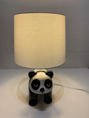 Kid's Ceramic Panda Desk Lamp New for Sale in San Diego, CA