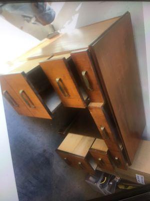 Antique desk dim 42 w x 30 1/2 t x 20 deep Aprox for Sale in San Jose, CA