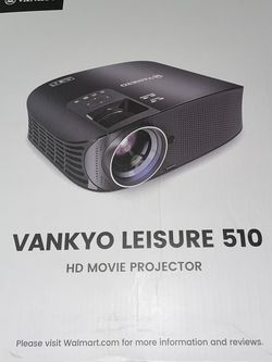 vankyo HD leisure project 510 brand new $100 FIRM for Sale in Las Vegas,  NV