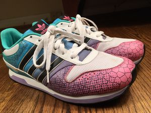 Adidas Men's Sneakers Size 11.5- Barely Worn! Rare color! for Sale in Sandy Springs, GA