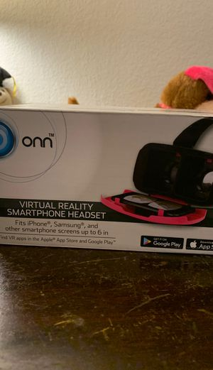 VIRTUAL REALITY SMARTPHONE HEAD SEAT for Sale in Fresno, CA