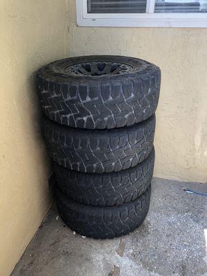 Rims/tires for Sale in Martinez, CA