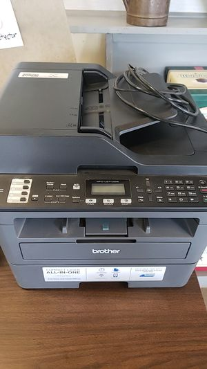 Brother fax, print, scan MFC-L2710dw for Sale in Bellingham, WA