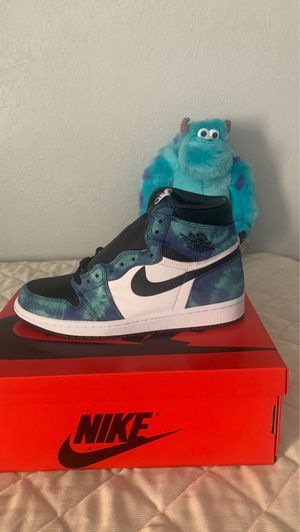 Air Jordan 1 Tie dye 9.5 women 8 men for Sale in San Bernardino, CA