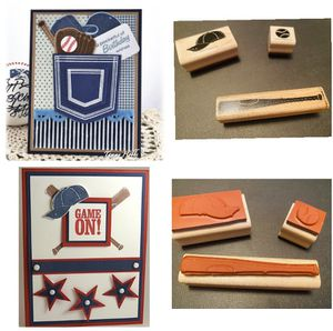 Stampin Up Just Baseball Stamps for Sale in Elizabethton, TN