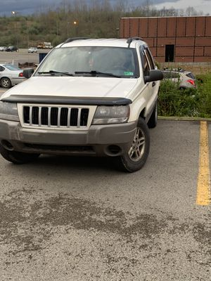 Jeep Grand Cherokee for Sale in Weston, WV
