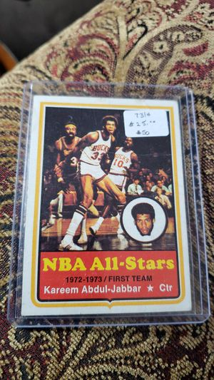 1973-74 Topps Basketball for Sale in Gold Hill, OR