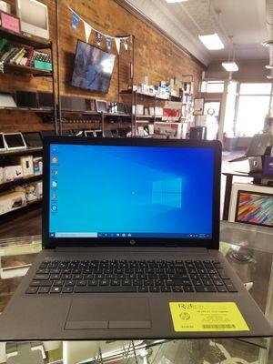 HP 255 G7 Laptop AMD Processor Radeon R3 Graphics 8GB RAM 256GB SSD Win 10 Pro Education @RizTech for Sale in Medina, OH