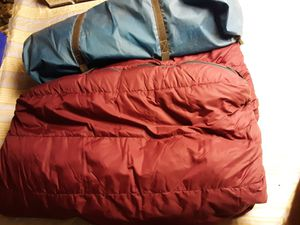 Down Sleeping bags for Sale in Bakersfield, CA