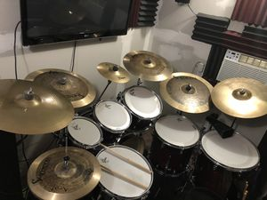 Cymbal, Drum for Sale in Miami, FL