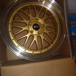 20 Inch Mercedes/ Audi Wheels for Sale in Fairburn, GA
