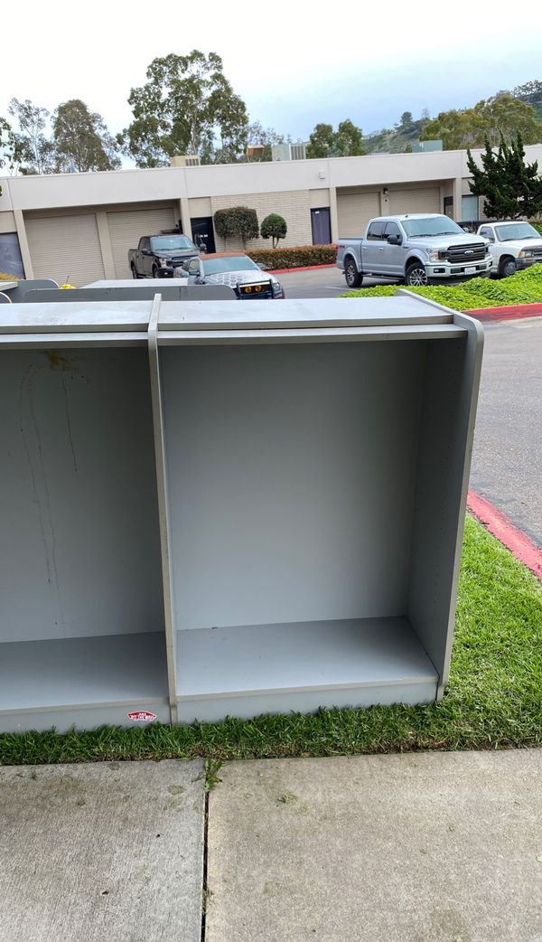 Free Gray Storage Shelving For Sale In San Diego Ca