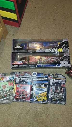 Dale Jr cars and 2 haulers for Sale in Stafford, VA