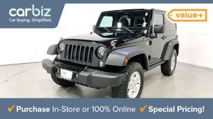 2015 Jeep Wrangler for Sale in Baltimore, MD