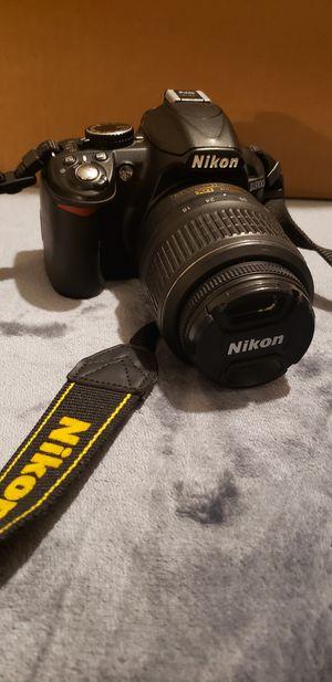 Nikon D3100 DSLR Camera for Sale in Mercersburg, PA