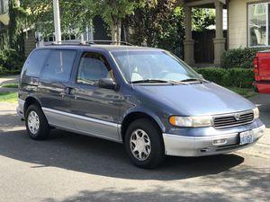 1997 Mercury villager minivan for Sale in Tacoma, WA