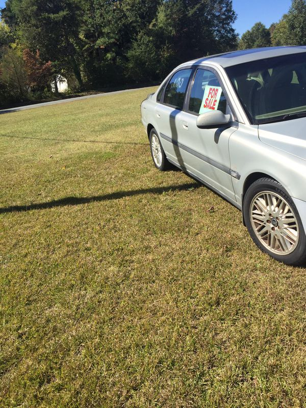 Used Tires Greensboro Nc >> 2000 Volvo S80 for Sale in Greensboro, NC - OfferUp