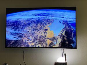 60 inch SAMSUNG 4K LCD UHD TV for Sale in Richmond, CA