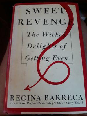 Sweet Revenge by Barreca ( Book) for Sale in Coral Gables, FL