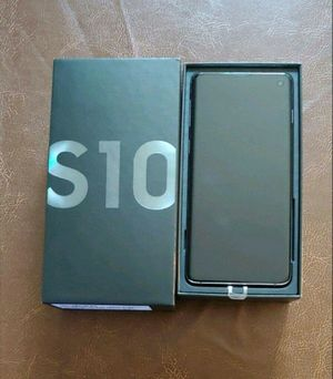 Samsung galaxy s10 factory unlocked for Sale in San Diego, CA
