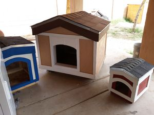 We Build Dog Houses for Sale in Phoenix, AZ