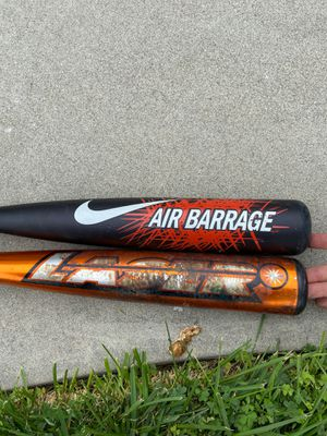 Baseball bats for Sale in Westminster, CA