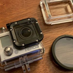 GoPro Hero 3 & Accessories for Sale in West Springfield, MA