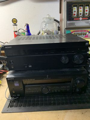 STEREO RECEIVERS for Sale in Austin, TX