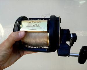 2 speed fishing reel $300 for Sale in Santa Maria, CA