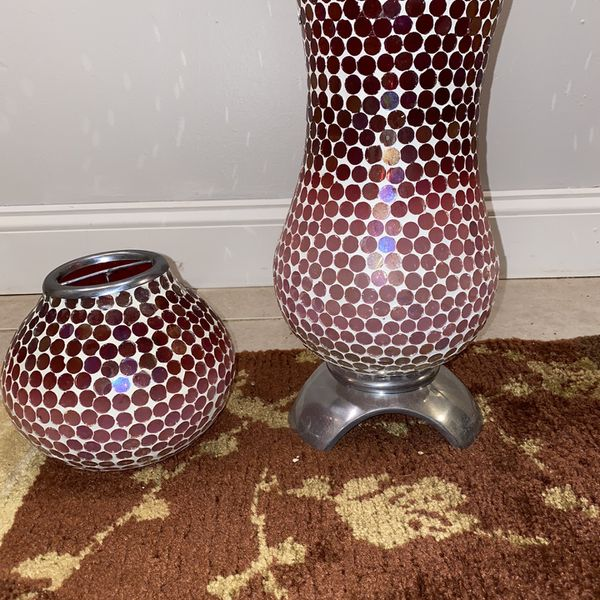 Vase and Candle Holder