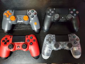 PS4 controllers for Sale in Lynnwood, WA