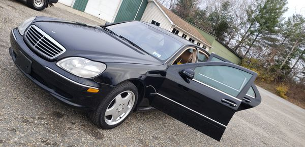 2001 Mercedes Benz S500 Very Strong Engine 170k Miles. New Oil Change with new front and rear breaks. Price is negotiable