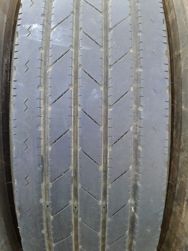 ST 235/80 R 16 FOUR TIRES FOR TRAILER SERVICE ONLY .
