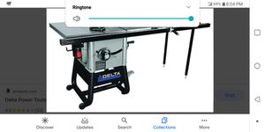 delta table saw for Sale in Lake Elsinore, CA