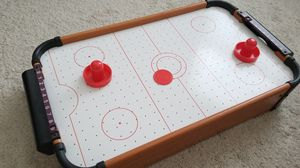 Mini air hockey table - fully functional for Sale in Wake Forest, NC