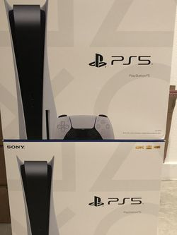 Brand New! Sony PlayStation 5 Disc Edition PS5 for Sale in Hayward,  CA