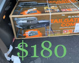 Tailgate grill originally $280 asking only $180! I'm moving to AZ Friday for Sale in Santa Ana, CA